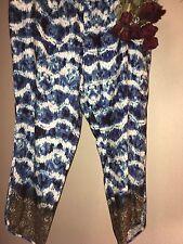 Woman's Size 18W Harem Style Pants by Harper & Liv