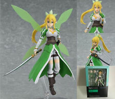 5.5'' Figma 314 Anime Sword Art Online SAO Leafa Kirigaya Suguha Figure Figurine