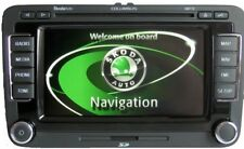 Skoda Columbus Reparatur Radio Navi VW RNS 510 Oktavia Superb STARTET NICHT Boot