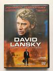 DAVID LANSKY : JOHNNY HALLYDAY .... DVD N°1 ..... HONG KONG SUR SEINE