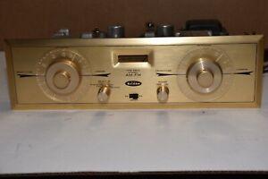 Vintage HH Scott 330-C Stereo Am-Fm TUBE TUNER