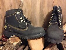 TIMBERLAND  BOOTS  13015 Blk  SIZE 11.5 W
