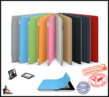 iPad 360° White Leather Case - Original Model - Slim & Smart Cover 4 4G 3 3rd 2