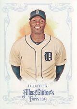 Torii Hunter Detroit Tigers Original Single Baseball Cards