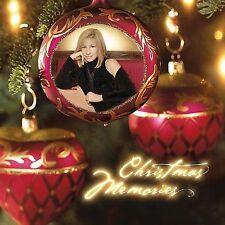 1 CENT CD Christmas Memories - Barbra Streisand POP/XMAS