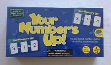 Your Number's Up! New Addition Subtraction Game Elementary Education