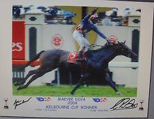 Makybe Diva 2004 Signed Print