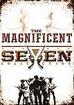 Magnificent Seven Collection DVD 4-Disc Set Steve McQueen, Yul Brynner NEW