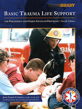 Basic Trauma Life Support for Paramedics and Other Advanced Providers (4th