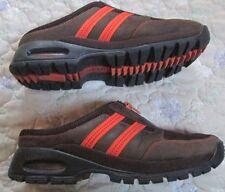 COLE HAAN Dark Brown Waterproof Slip On Shoes Clogs  Sz 7.5 M Barely Worn  EXCEL
