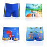 Cartoon Shorts Boy Swimming Trunks Swimwear Summer Beach Pants Multi-style 2019