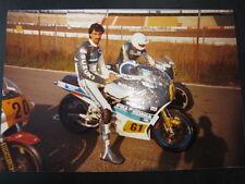 Photo Suzuki RGB500 1986 #61 Wolfgang von Muralt (SUI) EK500 Hockenheimring