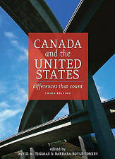 NEW Canada and the United States: Differences that Count, Third Edition