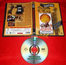 Per Qualche Dollaro in Più (Clint Eastwood) di Sergio Leone - Dvd CVC USATO - ET