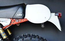 Porte plaque KTM GS 80-82 // KTM 80-82 rear cover