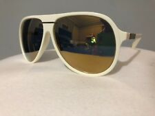 AUTHENTIC Marc Jacobs Sunglasses Gold mirror ROUND Oval Aviator Pilot white rose