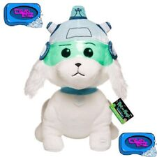 """Funko Galactic Plushies XL Rick and Morty 12"""" Snowball Plush With Sound IN STOCK"""