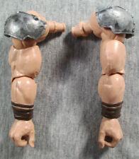Allfather Arms (Left & Right) - LOOSE BAF Piece - Marvel Legends series