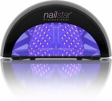 Professional LED Nail Lamp Dryer Gel Polish for Shellac Bluesky Gelish OPI Timer