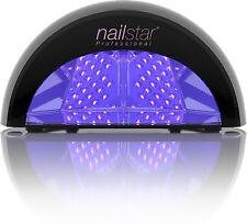 Professional LED Nail Lamp Dryer Gel Polish for Shellac Bluesky Gelish OPI Timer