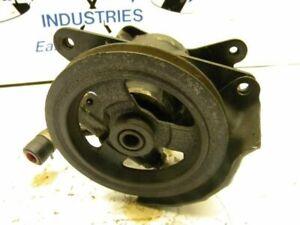 Power Steering Pump Fits 85-89 SPECTRUM 28539