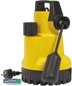 Schmutzwasserpumpe KSB Ama-Drainer N 301 SE mit Schwimmerschalter;  39300070