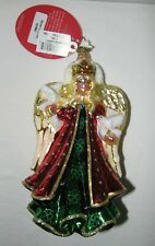 Christopher Radko Gallant Guardian Angel Christmas Ornament 1019951 NWT