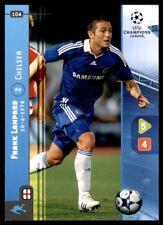 Panini Champions League 08/09 Card - Frank Lampard (Chelsea) No. 104