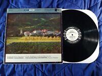 ROBERT CASADESUS PHILADELPHIA ORCHESTRA FRANCK D'INDY VINYL LP MS 6070 PROMO