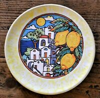 Pisapia Design & Creation Italy Wall Plate 12.5cm Diameter