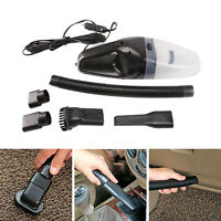 12V 120W Car Truck Handheld Wet & Dry Home Vacuum Cleaner Auto Hoover Collector