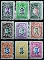 1913-39 > INDIA > Orchha Princely State > Unused, OG, MNH.