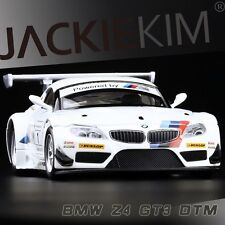 1/32 BMW Z4 GT3 DTM Racing cars alloy forge cars model Sound&Light GTA 5