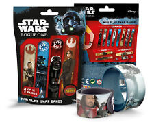 Disney - STAR WARS ROGUE ONE - Mini Slap-Snap-Band - Sortiert - SLAP SNAP BAND