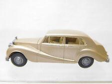 eso-6655Wiking 1:87 Rolls Royce Silver wraith gold,