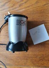 Magic Bullet Genuine Accessories-In buonissima condizione-condizione del motore solo LOT2