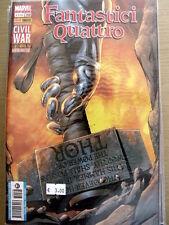 Fantastici Quattro n°268 2007 ed. Marvel Panini   [SP11]
