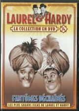 Laurel & Hardy Ghosts out of control Dvd New Blister Pack