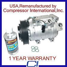 2007-2013 MDX,2008-2016 Odyssey,2009-2015 Pilot OEM Reman A/C Compressor