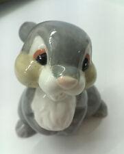 Disney Bambi Thumper Ceramic Porcelain Figurine Vintage China 3�