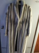 Ladies faux fur coats