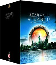 Stargate Atlantis Seasons 1 to 5 Complete Collection DVD NEW DVD (4164601000)