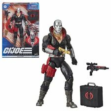 "GI Joe classified series Destro action figure 6"" CASE FRESH condition"