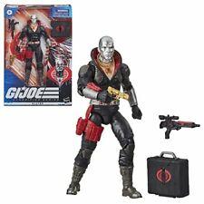 "GI Joe classified series Destro action figure 6"" CASE FRESH condition"