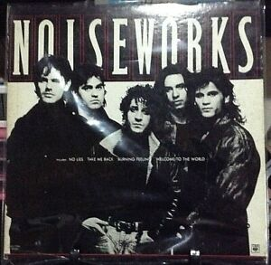 NOISEWORKS Self-Titled Released 1987 Vinyl/Record Collection PH pressed