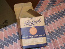 1937-39  Packard  Super 8  Piston Ring Set. .020.