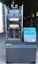 New listing 30 Ton Carver Hydraulic Laboratory Platen Molding 4 Post Press