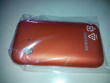 Samsung Galaxy Y GT-S5360 Original Battery Housing (Never Used) - Orange