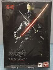 Star Wars Samurai Taisho Darth Vader Death Star Armor Movie Realization Figure