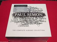 PAUL SIMON - THE  COMPLETE ALBUM COLLECTION - NEW 15 CD BOXSET